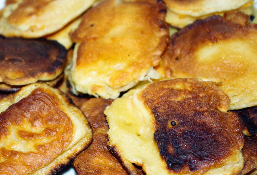 Recette des beignets de courge butternut sans friture