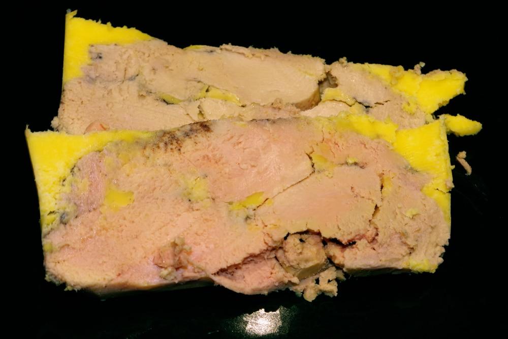 Recette de terrine de foie gras au Cognac